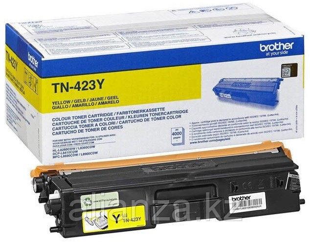 Тонер-картридж Brother TN-423Y
