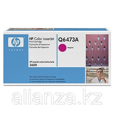 Тонер-картридж HP Q6473A