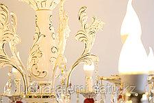 Люстра Классика 1777/10+5 RED, фото 3