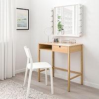 Туалетный столик НОРДКИЗА 76x47 см ИКЕА, IKEA