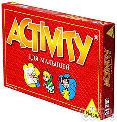 """Оригинальная игра """"Activity для Малышей"""" (с 4-х лет), арт. 776441"""