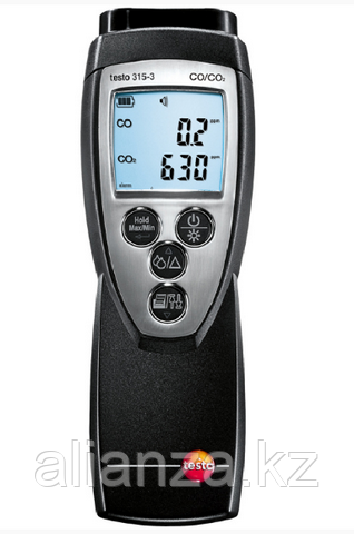 Анализатор дымовых газов Testo 315-3 с Bluetooth