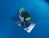 Прозрачный напольный коврик RS-OFFICE 11-130-U