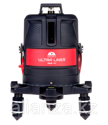 Лазерный уровень ADA ULTRALINER 360 4V Set