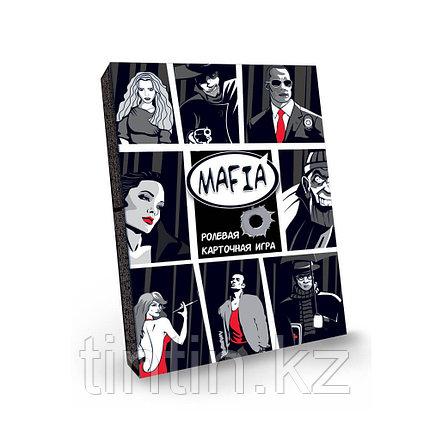 """Ролевая игра """"Мафия"""", 28 карт, фото 2"""