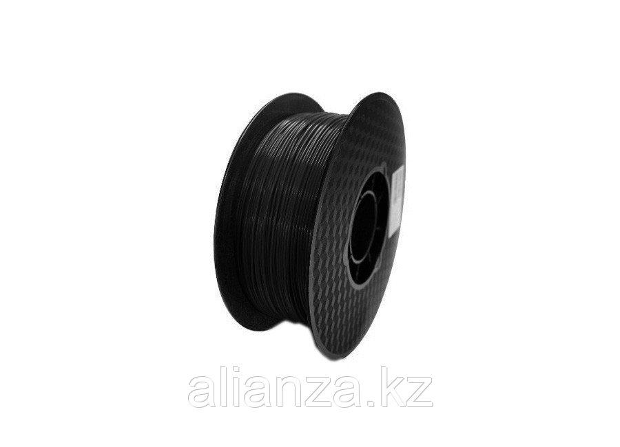 Катушка PLA-пластика Raise3D Standard 1.75 мм 1 кг., черная