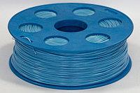 Пластик PLA голубой,
