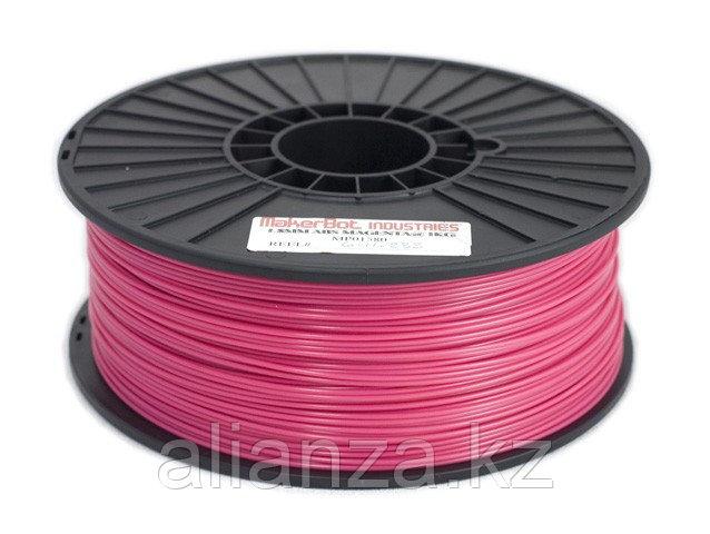 Пластик ABS розовый