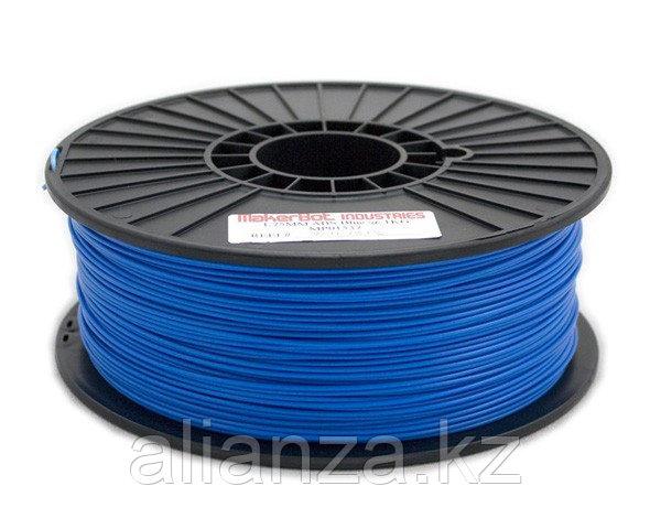 Пластик ABS синий