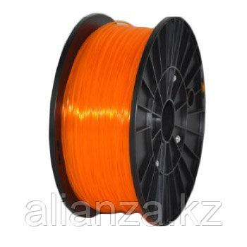 Пластик PLA оранжевый