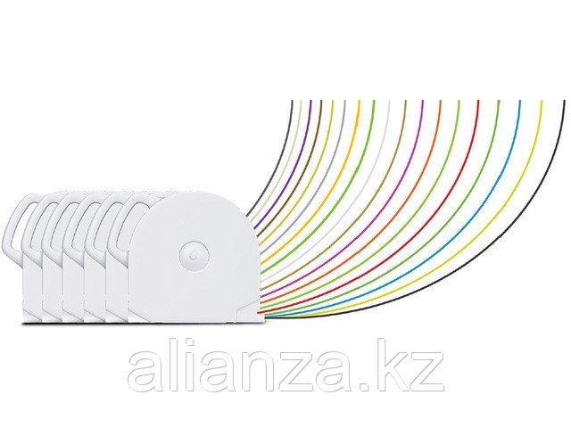 Картридж CubeX ABS, серый