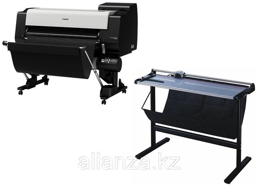 Профессиональный комплект для печати и обрезки чертежей