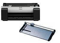 Базовый комплект для печати и обрезки чертежей
