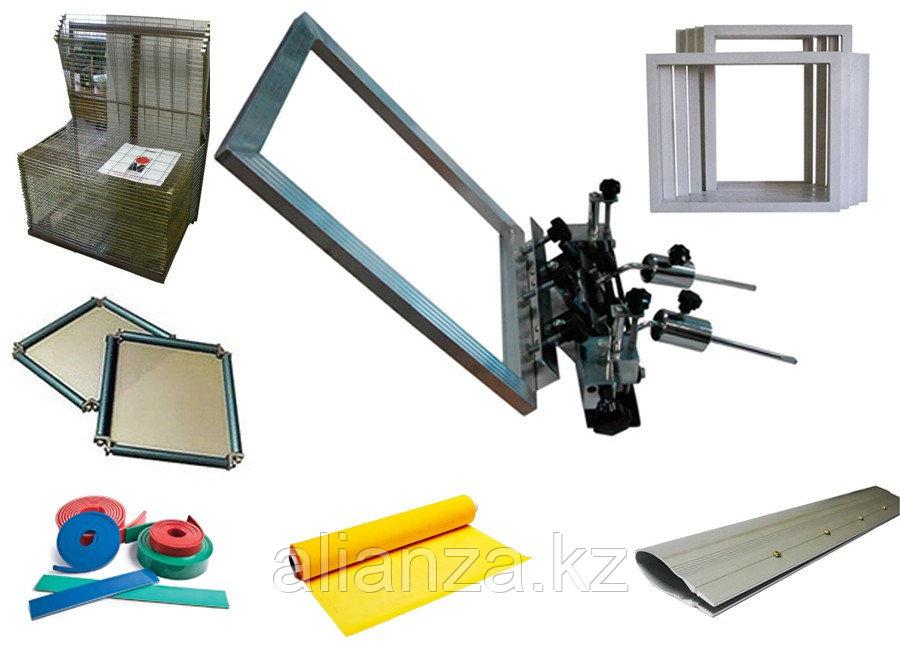 Комплект для трафаретной печати на базе станка Универсал SP-1C