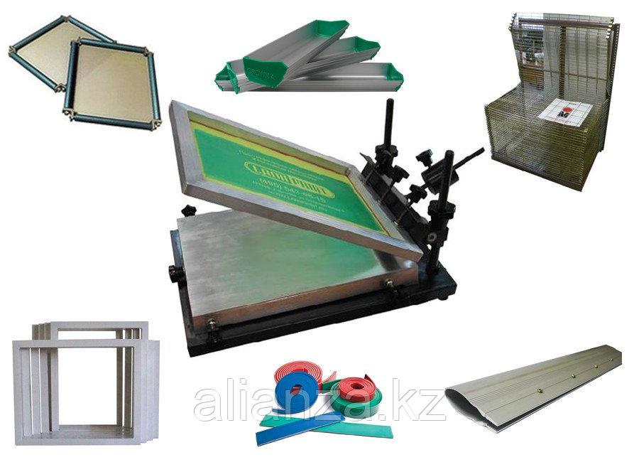 Комплект для трафаретной печати на базе станка Компакт плюс SX-3244MP