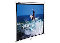 Проекционный экран Brauberg Wall 150x150 MW (236725)