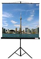 Проекционный экран ViewScreen Clamp 180x180 (1:1) (TCL-1102)