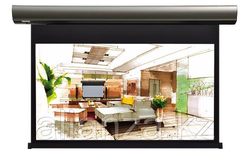 Проекционный экран Lumien Cinema Control 185x243 MW FiberGlass (LCC-100105)