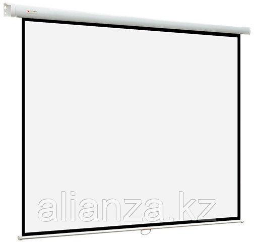 Проекционный экран ViewScreen Lotus 203x203 (1:1) (WLO-1104)