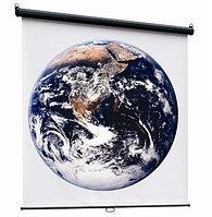 Проекционный экран Classic Scutum 180x180 (1:1) (W 180x180/1 MW-LS/T)