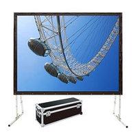 Проекционный экран Classic Solution Premier Corvus 325x192 (16:9) с матовым полотном (F 305х172/9 PW-PS/S)