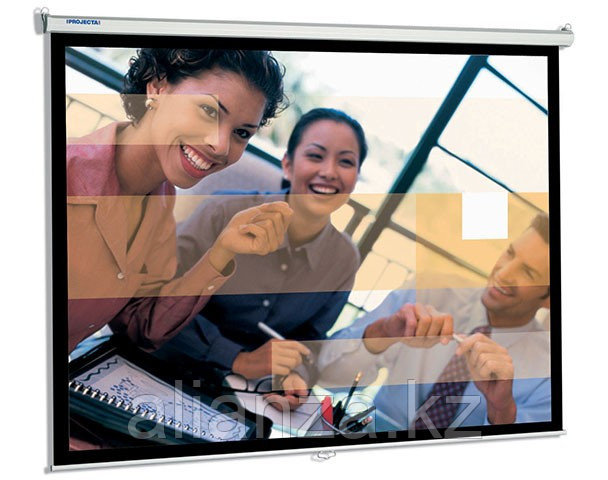 Проекционный экран Projecta SlimScreen 138x180 Matte White (10200070)