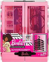 Барби шкаф-гардероб для одежды Barbie