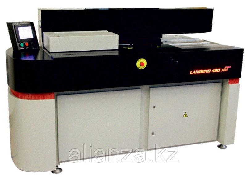 Термоклеевая машина Rigo Lamibind 420 HM