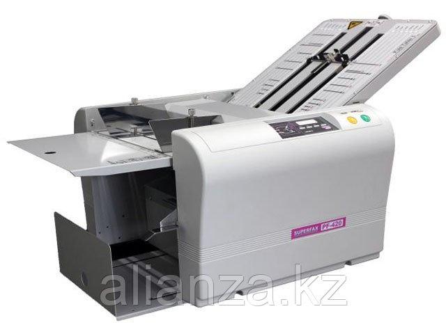 Фальцовщик (фолдер) Superfax PF 420