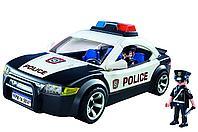 Playmobil «Полицейская машина» конструктор для мальчиков, фото 1