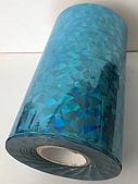 Фольга для горячего тиснения HX507 Blue F04 (640мм)
