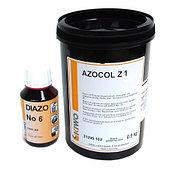 Универсальная фотоэмульсия KIWO Azocol Z1 (0.9 кг)
