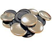 Заготовки для значков/магнитов Button Boss d56 мм, 500 шт