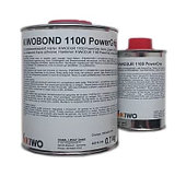 Двухкомпонентный клей для трафаретных сеток KIWO KIWOBOND 1100 PowerGrip (700 г.)