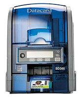 Принтер для пластиковых карт DataCard SD360+MAG ISO+OpenCard