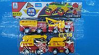Набор игрушек «Дорожно-строительные машины»