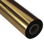 Фольга HX760 Gold 101, Рулонная, 210 мм, 120 м, золото