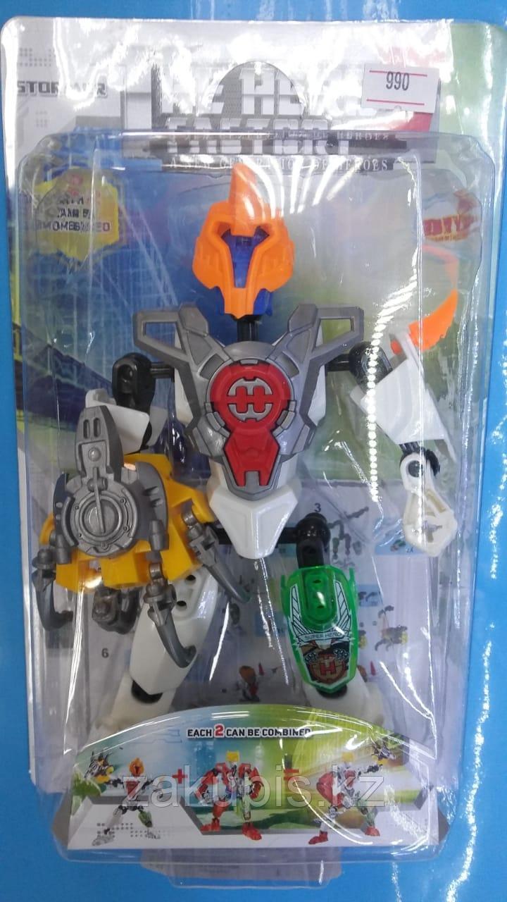 Робот-конструктор «Монстр»