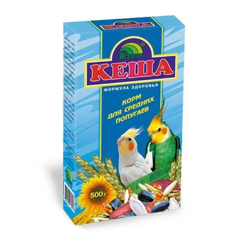 Корм для средних попугаев Кеша