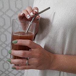 Соломка трубочка для коктейля