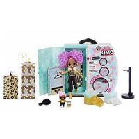 L.O.L. Кукла LOL OMG Winter Disco Fashion Doll большая, 30 см.