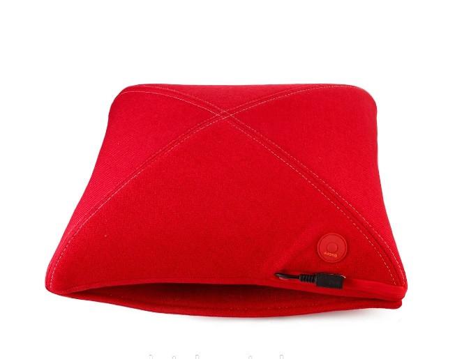 Массажная роликовая подушка  YT-1706