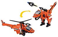 VTech игрушка динозавр трансформер Велоцираптор, фото 1