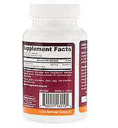 Jarrow Formulas, Пантотеновая кислота (витамин B5), 500 мг, 100 растительных капсул, фото 2