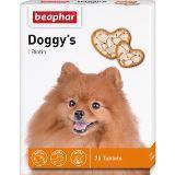 BEAPHAR Doggy's + Biotin 75таб Витаминизированное лакомство с биотином для собак
