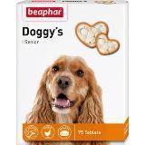 BEAPHAR Doggy's Senior 75 т – Витаминное лакомство для собак старше 7 лет