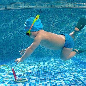 Подгузники для бассейна