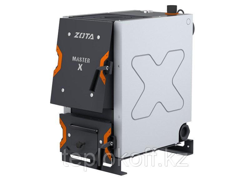 Котел твердотопливный Zota Master X 14 кВт