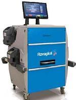 """Стенд """"сход-развал"""" CCD (инфракрасный) Ravaglioli RAVTD1760WS"""
