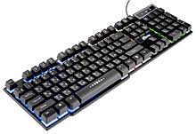 RITMIX RKB-200 BL Клавиатура проводная Black